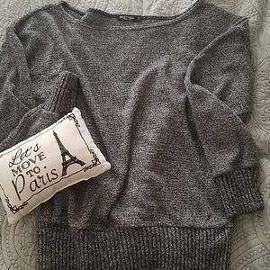 Nasty Gal off the shoulder sweater